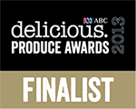 Delicious Produce Awards Finalist 2013