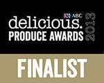 Delicious Produce Awards Finalist 2013