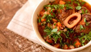 Dandaragan Organic Beef Osso Bucco recipe
