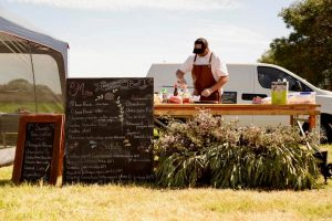 Chef Stuart Laws Farm Open Day 2019