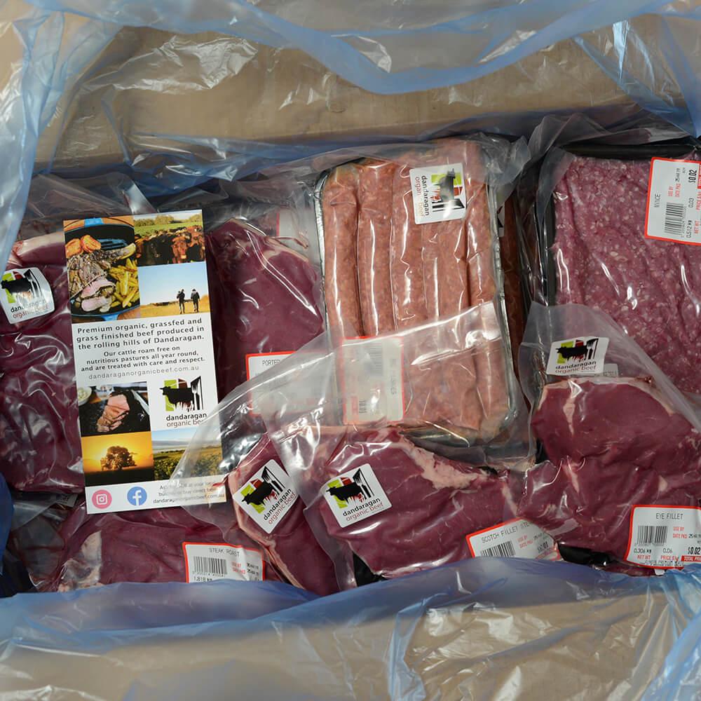 DOB meat pack