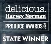 Delicous Harvey Norman Produce Awards State Winner