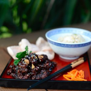 Dandaragan Organic Beef's Crispy Chilli Beef