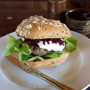 Noondel burger