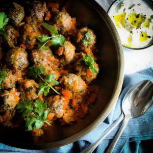 Spice Meatballs